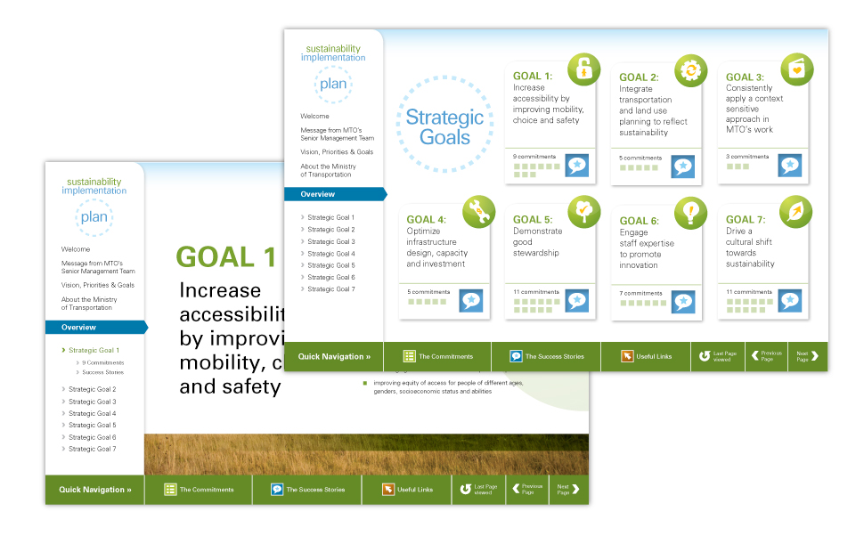 Emerald Lee » Sustainability Implementation Plan